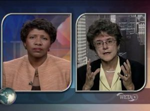 "Cathy on PBS News Hour, ""What the US Can Learn from Heath Care Abroad,"" Oct. 7, 2009."